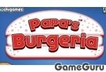 Игра Папины бургеры