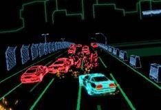 Игра Неоновые гонки