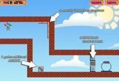Игра Воздушный лабиринт
