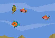 Игра Веселая рыбалка с Фредом