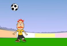 Игра Football Header