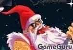 Игра Санта Рок-звезда