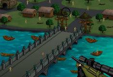 Игра Снайпер 2-й мировой войны
