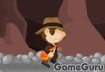 Игра Индиана Джонс: побег из пещеры