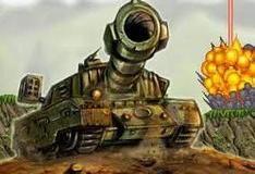 Игра Боевые танки