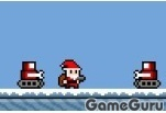 Игра Злые роботы: рождество