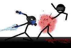 Игра Гнев бойцов