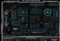 Игра Игра Трансформеры защищают город