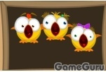 Игра На двоих: цыплята