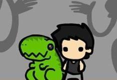 Игра Я и мой динозавр