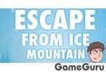 Игра Побег из ледяной скалы
