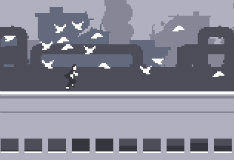 Игра Бегун по крышам