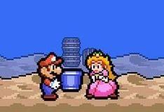 Игра Марио Время атакует