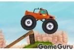 Игра Безумство на грузовике 2
