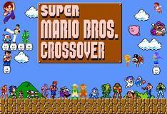 Игра Супер Марио кроссовер
