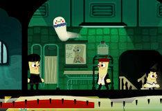 Игра Дом с призраками