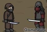 Игра Драка ниндзя