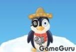 играйте в Приключение пингвина