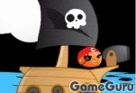 Игра Стреляющий  пират