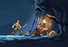 Игра Пираты Карибского моря: пещера проклятых крестоносцев
