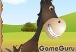 Играть бесплатно в Беги лошадка беги
