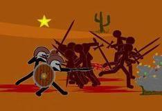 Игра Война стикменов