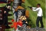 Игра Обама против зомби