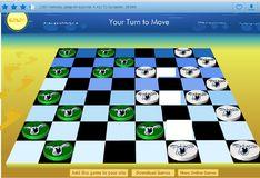 Играи Коала шашки