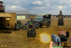 Игра Яростная стрельба