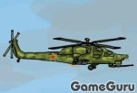 Игра Красный вертолет