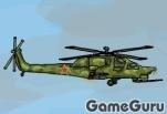 играйте в Красный вертолет