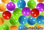 Игра Взрывай шарики