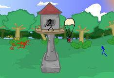 Игра Башня артиллерии