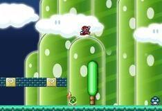 Игра Новый флэш Марио