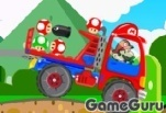 Игра Грузовик Марио