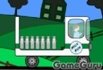Игра Марио молочник