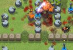 Игра Атака пингвинов 2 защитные башни