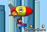 Игра Дирижабль Марио