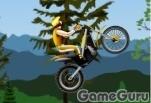 Игра Мотоцикл для трюков