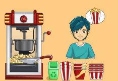 Игра Попкорн мания