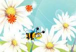 Играть бесплатно в Будь пчелой