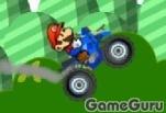 Игра Внедорожник Марио