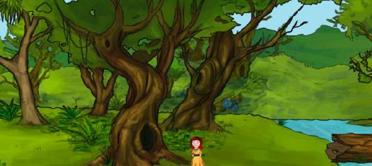 Игра Приключение Аники