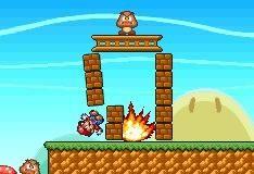 Игра Злой Марио