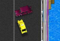 Игра Такси в Нью-Йорке