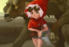 Игра Маленькая красная шапочка