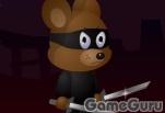 Игра Мышь ниндзя