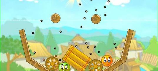 Игра Накрой апельсин 2