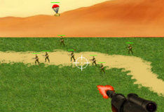 Игра Зеленый берет: оборона замка