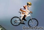 Игра Велосипед в горах